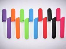 ! nuevo! archivo de uñas de vidrio de alta calidad en un estuche protector suave al tacto-Varios