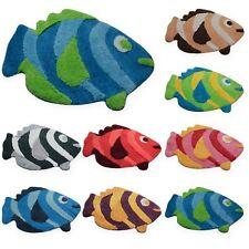 Badezimmer Teppich Fisch Duschvorleger Badematte Badteppich Badvorleger