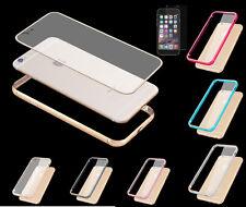 Aluminium Bumper iPhone 6 / 6 Plus Alu Schutz Hülle Cover Case Rahmen Panzerglas
