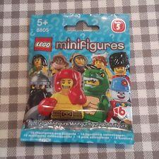 LEGO Minifigures Série 5 non ouvert Factory Sealed Choisissez Sélectionner Votre FIGURINE