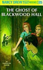 The Ghost of Blackwood Hall (Nancy Drew Mystery Stories, No 25) by Carolyn Keene