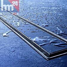 TECE drainline Duschrinne 700 mm 600700 inkl. Fliesenmulde mit Ablauf und Füße