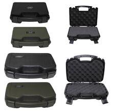 Pistolenkoffer abschließbar Kunststoff Koffer Waffenkoffer universal Kurzwaffe
