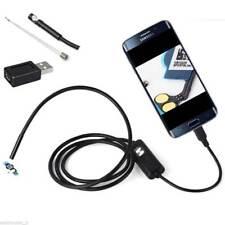 TELECAMERA ENDOSCOPICA ISPEZIONE MICRO USB PER ANDROID 2 3.5 5 MT  t1