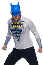Brand New Dc Comics Batman Bruce Wayne Photoreal Adult Costume