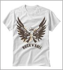NAP RE CORONA CUORE COPPIA T-shirt Canotta Canottiera Uomini Donne Unisex 2594