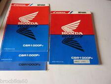 MANUEL REVUE TECHNIQUE D ATELIER HONDA CBR 1000 F 1993 - 1997 SHOP MANUAL