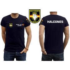 Camisetas Policía Halcones