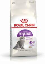 Royal Canin Feline Care Nutrition Sensible Sensitive Adult Cat Food 2kg 4kg 10kg