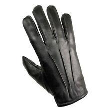 Gants de conduite pour Homme Haute Qualité Véritable Souple Cuir Véritable-Noir