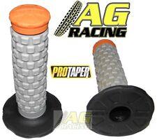 Pro Taper Pillow Top Grey Black Orange Grips For KTM EXCF SX-F SMR EXC-R New MX