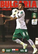 BULGARIA v England (Euro 2012 Qualifier in Sofia) 2011