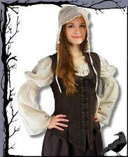 Medioevo sottoveste abito vichinghi veste//morbide-canapa di castello Schneider