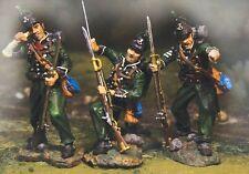 The Collectors Showcase British Napoleonic Cs00324 95Th Rifles Loading Set Mib