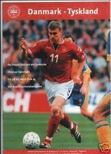 Länderspiel 15.11.2000 Dänemark - Deutschland