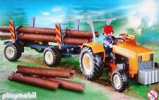 Playmobil -- Pièce de rechange -- Tracteur et remorque 4209 --