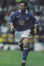 Football Photo>PONTUS KAAMARK Leicester City 1990s