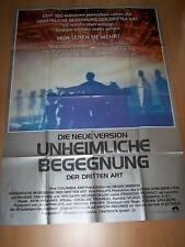UNHEIMLICHE BEGEGNUNG DER DRITTEN ART - Plakat A0 !!