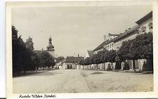 Kostelec nad Labem, Nàmèsti, Elbekosteletz, Deutsche Dienstpost Böhmen, Feldpost