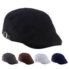 Vintage Colorful Unisex Men Women Beret Beanie Hat Cap French Style