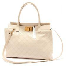4331S borsa donna MARC JACOBS LARGE BUDDY pelle beige VINTAGE EFFECT bag woman