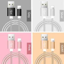 1M/2M/3M Largo lightning para cargar datos USB Cuerda Cable for iPhone 5 6 7 8 X
