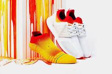 "Stance x New Balance 247 ""All Day/Night"" White/Orange w/ socks! MRL247ST Mens"