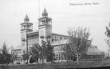 c1910 Victorian Natatorium, Boise, Idaho Postcard