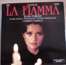 3er-Box RESPIGHI La Fiamma TOKODY TAKACS - GARDELLI