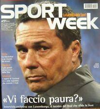 Sport Week-'05-VANDERLEI LUXEMBURGO,Ellen MacArthur,James Toseland,Blake Feese,6