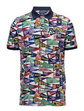 Ralph Lauren Polo Limited Edition Stadium Baseball Bears Pennant Shirt New