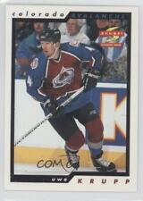 1996-97 Score #175 Uwe Krupp Colorado Avalanche Hockey Card