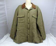 Men's Beige Jacket XXL 100% Nylon Pre-Owned