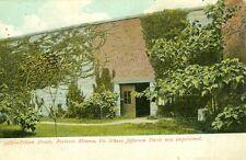 Fortress Monroe,VA. Prison House where Jefferson Davis was Imprisoned