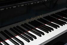 1989 Kawai GS60 GS-60 Grand Piano 7' COMPLETE RESTORATION Excellent Condition
