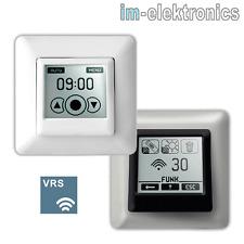 Vestamatic Touch Control VRS od. Nero VRS Rolladen Zeitschaltuhr Rohrmotor Motor