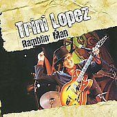 Ramblin' Man by Trini Lopez (CD, May-2008, Fuel)RARE