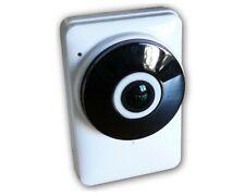 Mini cam HD audio 2way IP WiFi visione 180 gradi panoramica e APP smartphone