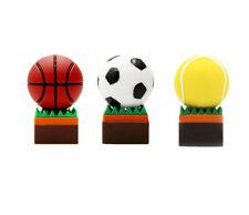 8GB NOVELTY SPORT USB DRIVE FOOTBALL TENNIS BASKET BALL STICK THUMB FLASH MEMORY