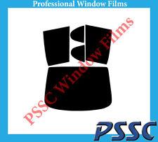 PSSC Pre Cut Rear Car Window Films - Seat Toledo Saloon 1998 to 2006 2801