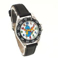 Boy Girls Watch Children's Gifts Watches Leather Kids Dinosaur Wristwatch U84B
