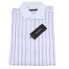 21054 camicia DOLCE&GABBANA D&G SLIM FIT camicie uomo shirt men