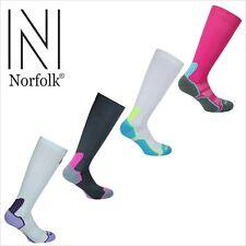 Compression AntiBacterial Meryl Skinlife Microfiber Long Calf Ladies Sock BENOIT