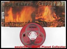 "DIE KRUPPS ""Fatherland"" (CD Maxi) 1993"