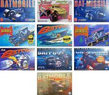 DC Comics Vehicles Batman New Plastic Model Kit