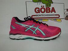 ASICS GEL KAYANO 23 WOMEN'S sport pink/aruba blue/flash coral