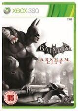 Batman: Arkham City (Microsoft Xbox 360, 2011) -