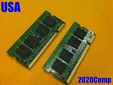 *** 4GB (2 x 2GB) ***  RAM Memory TESTED!!! Acer Aspire 5532 5516 5517