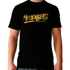 Camiseta BREAKING BAD HEISENBERG T shirt men tv series hombre