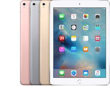 "Apple iPad Pro 9.7"" 32GB 128GB 256GB Space Gray Silver Gold Rose WiFi / Cellular"